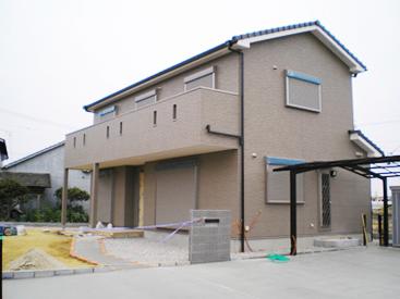 稲沢市のT様邸イメージ